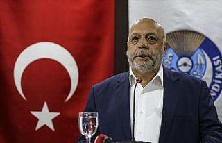 Hak-İş Genel Başkanı Arslan: Kriz gerekçesiyle...