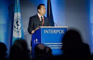 'Interpol Başkanı Mıng soruşturma altında'