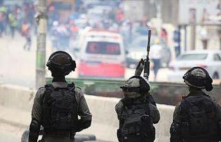 İsrail askerleri Gazze sınırında 3 Filistinliyi...