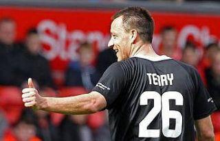 John Terry futbolu bıraktı