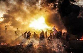 Katar ve Ezher, İsrail'in Gazze'deki saldırılarını...