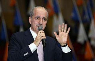 Kurtulmuş, belediye başkan adaylarının 5 özelliğini...