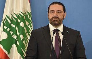 Lübnan Başbakanı Hariri'den yeni hükümet açıklaması