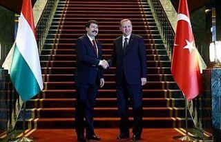 Macaristan-Türkiye ilişkileri ivme kazandı
