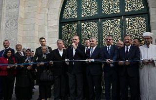 Orgeneral Hulusi Akar Cami ve Külliyesi açılışı...