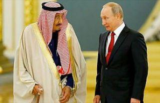 Putin ve Kral Selman 'Kaşıkçı cinayetini' görüştü