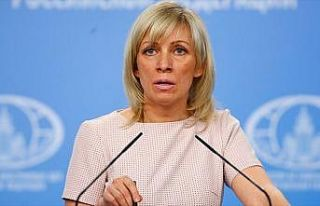 Rusya Dışişleri Sözcüsü Zaharova: Rusya Fırat'ın...