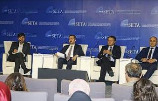 SETA 'dan 'Cemal Kaşıkçı Cinayeti' paneli