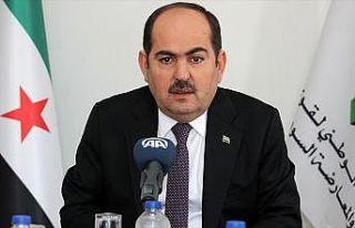 SMDK Başkanı Mustafa: Soçi mutabakatı bizi ve...