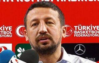 TBF Başkanı Hidayet Türkoğlu: Takımlarımızın...