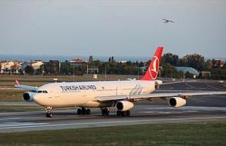 THY'nin İstanbul Yeni Havalimanı biletlerine yoğun...