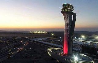 THY'nin İstanbul Yeni Havalimanı'ndaki seferlerine...