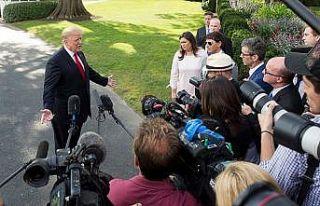 Trump'tan 'Cemal Kaşıkçı' açıklaması
