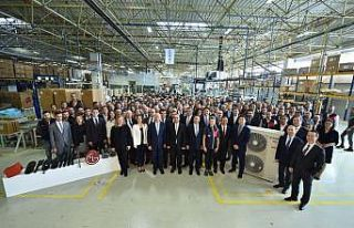 Arçelik-LG ticari klimada yerli üretim payını...