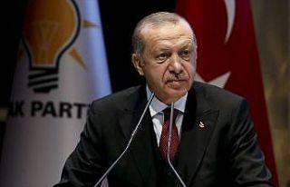Cumhurbaşkanı Erdoğan: İmar barışının istismarına...
