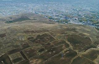 Doğu Anadolu'da 2600 yıl önce 'toplu konut' alanı...