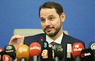 Hazine ve Maliye Bakanı Albayrak: Türkiye, ligleri...