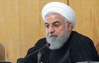 İran Cumhurbaşkanı Ruhani: ABD İran petrolünü...