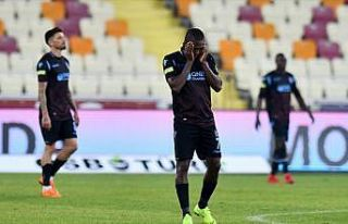 Trabzonspor'da kötü günler