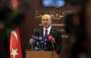 Bakan Çavuşoğlu: PKK ile Netanyahu'nun ortak...