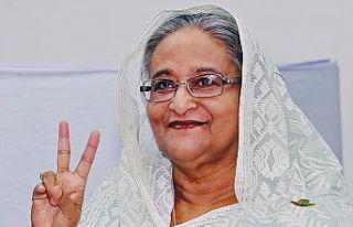 Bangladeş'te seçimleri üçüncü kez Şeyh...