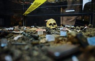 Bosna'daki savaşın acı hatırası Soykırım Müzesi'nde...