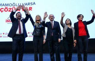 CHP Genel Başkanı Kılıçdaroğlu: İstanbul'u...