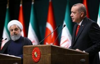 Cumhurbaşkanı Erdoğan: Kardeş İran halkının...
