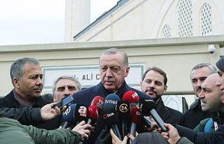 Cumhurbaşkanı Erdoğan: Bu hafta Sayın Bahçeli...