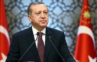 Cumhurbaşkanı Erdoğan'a 'Küresel Müslüman Kişilik...
