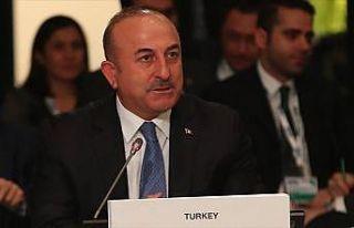 Dışişleri Bakanı Çavuşoğlu: FETÖ ile bağlantılı...