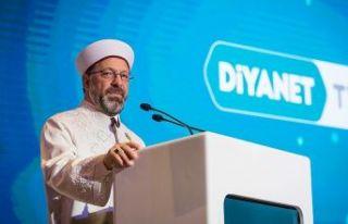 Diyanet İşleri Başkanı Erbaş: İslam'ın...
