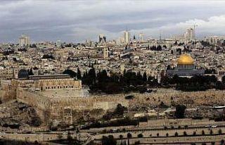 Filistin'den Mescid-i Aksa için uluslararası...