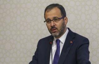 Gençlik ve Spor Bakanı Kasapoğlu: 2019 yılını...
