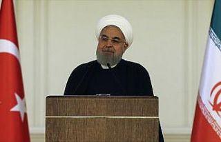 İranCumhurbaşkanıRuhani: İran tam anlamıyla...