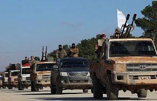 Suriye askeri muhalefetinden Sudan ve BAE'ye...