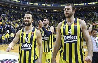 THY Avrupa Ligi'nde ilk yarının lideri Fenerbahçe