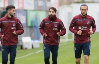 Trabzonspor'un yerli 11'i