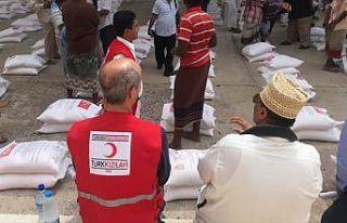 Yemen'den Türkiye'nin yardım ve desteklerine övgü