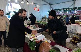 3. Hamsi Festivali'nde Hamsiye ve Kemençeye...