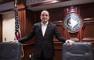 ABD'nin ilk Türk belediye başkanı, ülkedeki Türklere...