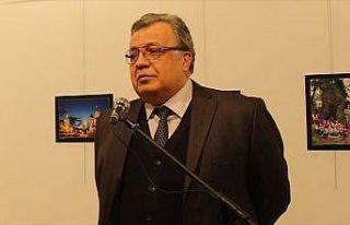 Büyükelçi Karlov suikastı davasında yakalama...
