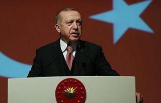 Cumhurbaşkanı Erdoğan: Nerede bir darbe girişimi...