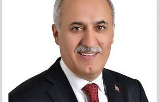 Davut Aydın Cumhur İttifakı'nın Yenişehir...