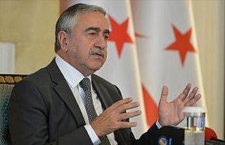 KKTC Cumhurbaşkanı Akıncı: Kıbrıs müzakerelerinde...