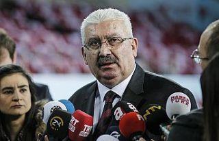 MHP Genel Başkan Yardımcısı Yalçın: Cumhur İttifakı...