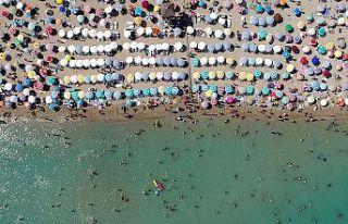 Avrupalı turistler Türkiye'ye dönüyor