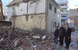 Eski Binalar Yıkılıyor Gemlik Nefes Alıyor