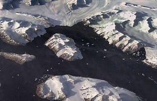 Antarktika'da Türk üssünün bulunduğu adaya RASAT...