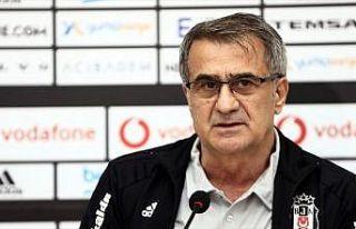 Beşiktaş Teknik Direktörü Güneş: Ayrılacağım...